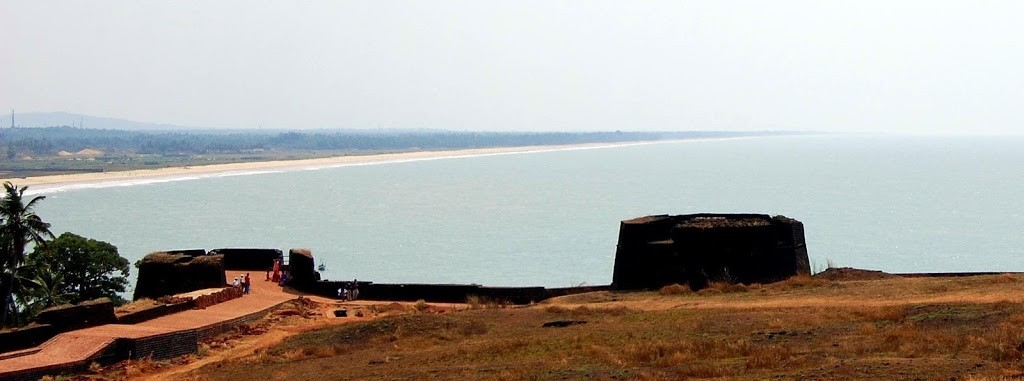 Bekal-Fort-and-the-Arabian-Sea