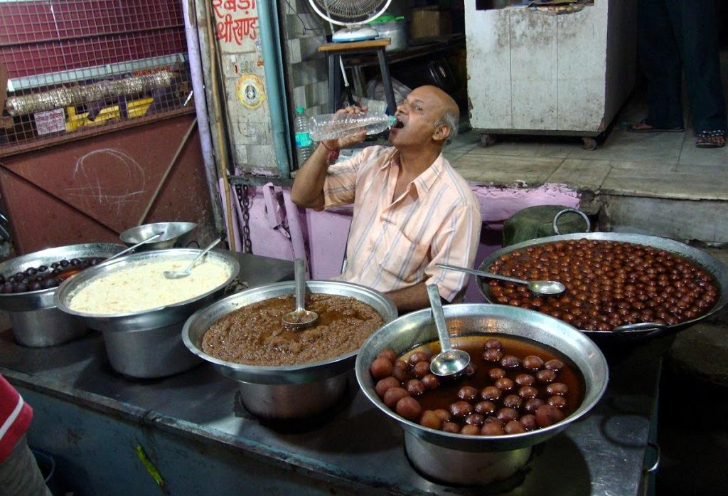Image result for sarafa bazar food