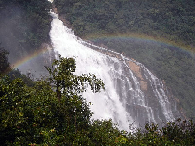 Waterfalls of Karnataka