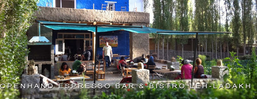eating places in Leh