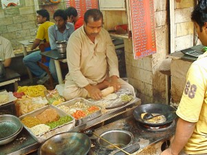 Food Streets, Old Delhi, parathawala gali