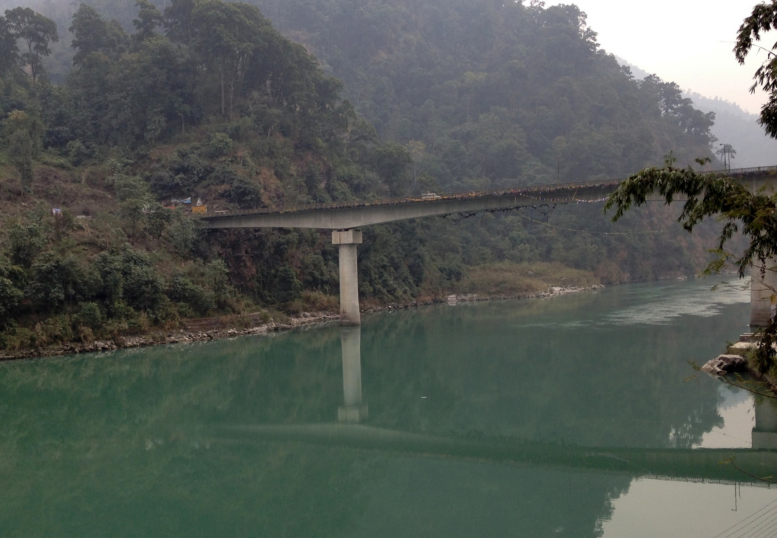 Teesta Bridge, Sikkim