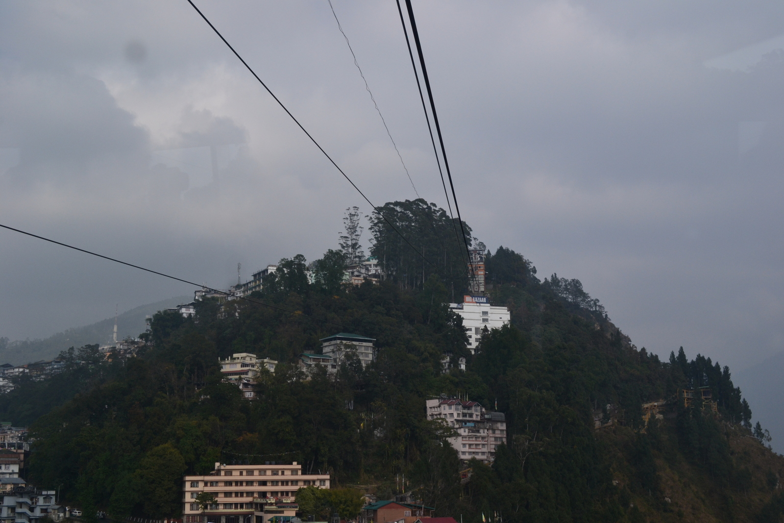 Cable car, Gangtok