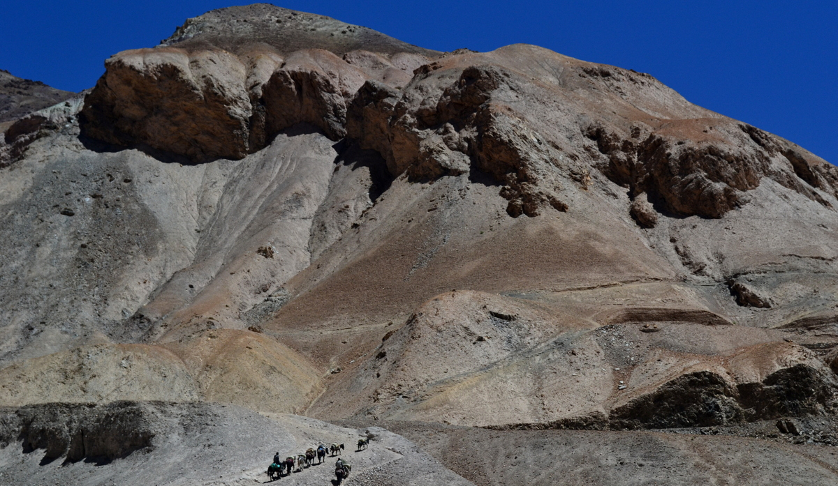 March Valley Trek, Ladakh
