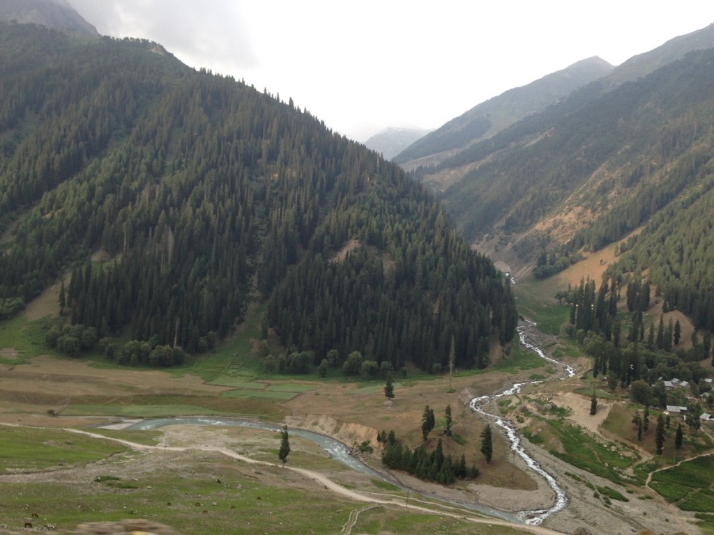 srinagar leh road