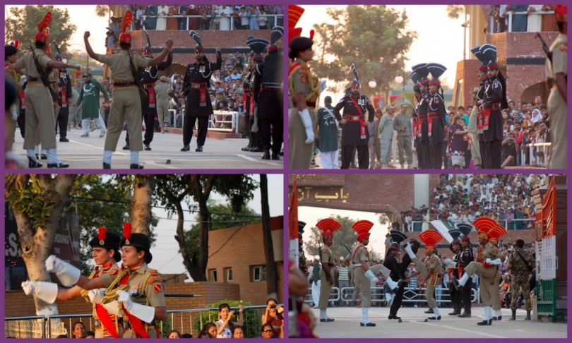 Wagah Border | A Retreat Ceremony not to miss! - Travel Twosome