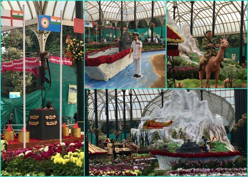 essay on lalbagh flower show