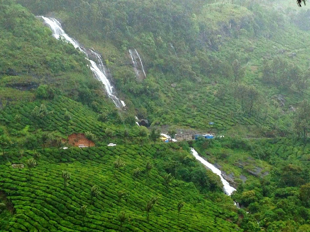 Bangalore to Munnar road trip