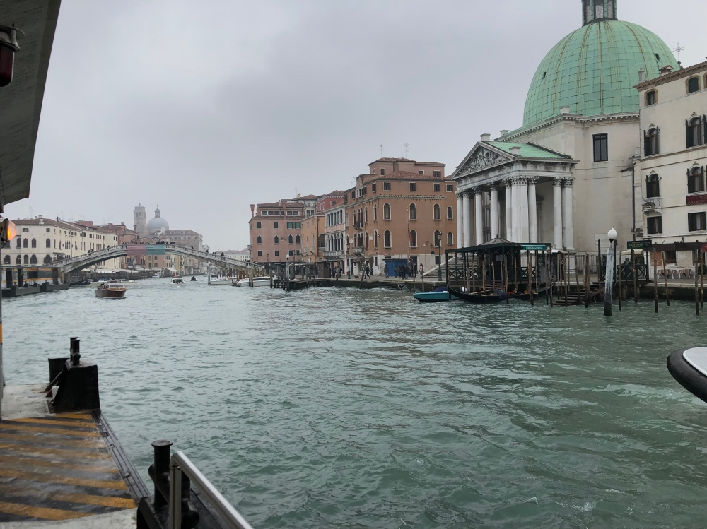 Visit Venice before it sinks